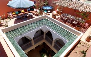 riad Couleur Médina Marrakech